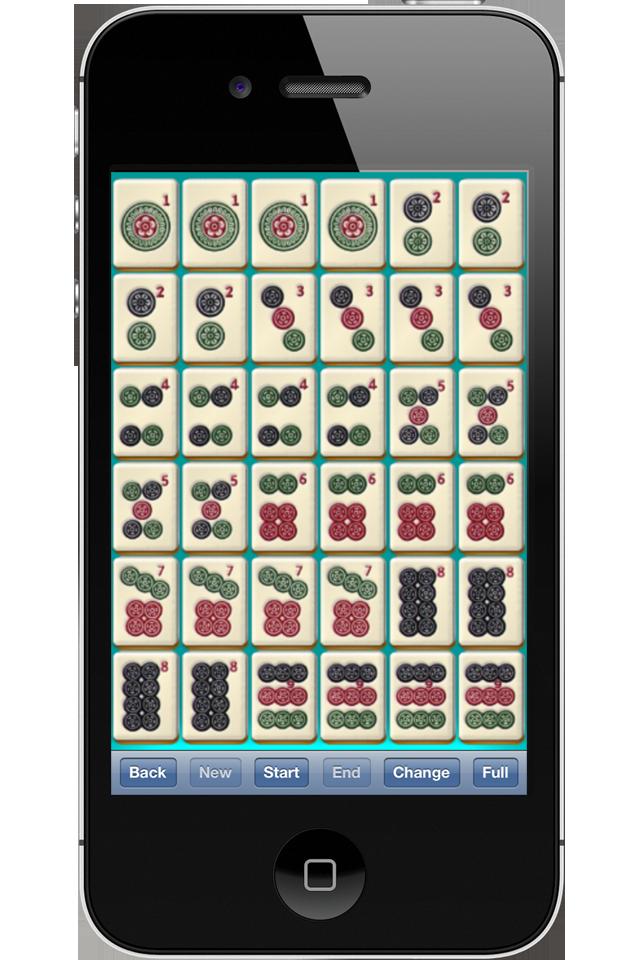 Screenshot zMahjong Mini